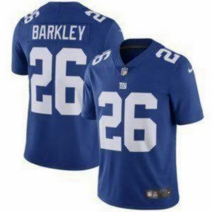 Men's New York Giants Saquon Barkley Nike Jersey